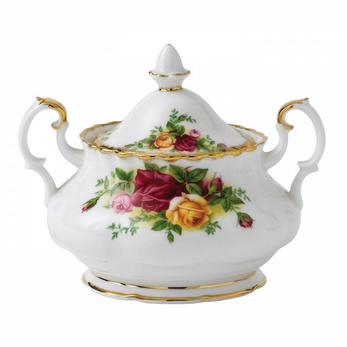 Royal Albert - Zuccheriera Old Country Roses OCR  - Rivenditore Autorizzato