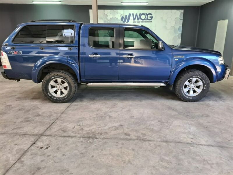 2009 Ford Ranger 3.0 TDCi 4x4 D/Cab XLE AT