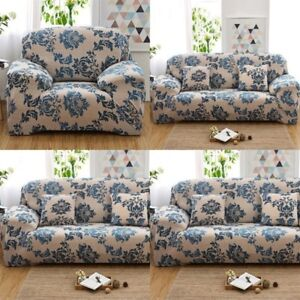 Remarkable Details About Elastic Stretch Sofa Covers 1 2 3 4 Seater Removable Protector Couch Slipcover Pdpeps Interior Chair Design Pdpepsorg