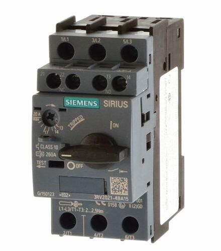 Siemens 3RV2021-4DA15 Leistungsschalter 20-25 A