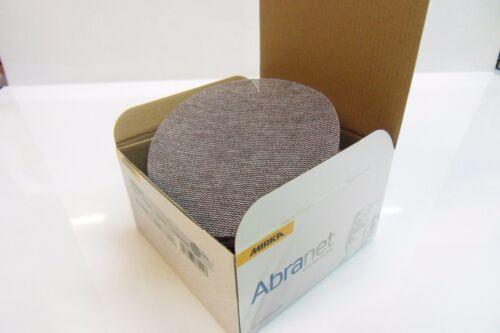 MIRKA ABRANET MEULES velcro dos Schleifgitter 150 mm Grain 320 ve-50
