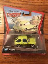 Disney/pixar Cars 2 Movie Acer #12 1 55 Scale