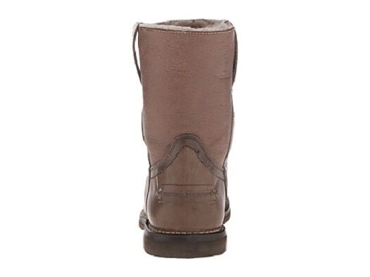 New in Box Damenschuhe Frye Celia Shearling Short Stiefel Charcoal Charcoal Stiefel 76668 MSRP  298 5424f2
