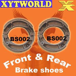 Brake Shoes Rear Honda XL 100 S 1979-1982