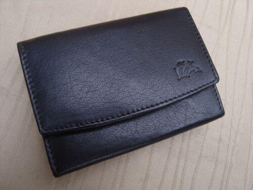 *OPA LEDER Geldbörse Rindleder braun italbag Kollektion für anspruchvoller