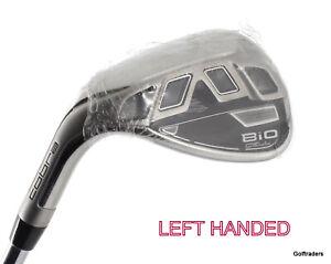 Clearance-New-Cobra-Bio-Cell-Sand-Wedge-Steel-Regular-Flex-Left-Hand-C193