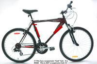 Matterhorn 22 Men's Mountain Bike 26 Shimano 21 Speed Steel Frame on Sale