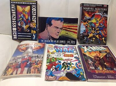 DC /& Indie  Wholesale  Comics Mixed Job Lot Collection 30x Marvel