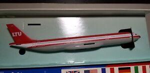 "WOOSTER (W482) LTU ""GERMANY"" A330-200 1:250 SCALE PLASTIC SNAPFIT MODEL"