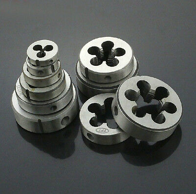 Brand New Metric HSS Right Hand Die Choose Size From M2 to M22