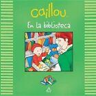 Caillou En La Biblioteca by Johanne Mercier (Paperback / softback, 2013)