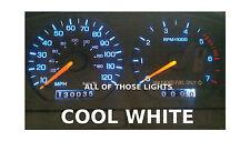 4 COOL WHITE T10 LED INSTRUMENT PANEL CLUSTER DASH LIGHT BULB PC168 PC194