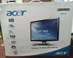ACER P201W MONITOR DRIVER FOR PC