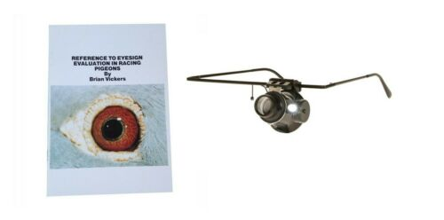 Racing Pigeon Eye sign gift Reference to Eyesign  and Eyesign Glass Set