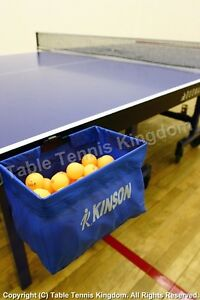 Kinson Table Tennis Ball Basket With Clip Sale Ebay