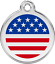 DOG-CAT-TAGS-NATIONAL-FLAGS-FULLY-ENGRAVED-amp-GUARANTEED-FOR-LIFE thumbnail 2