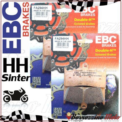 PASTIGLIE FRENO ANTERIORE SINTER EBC FA294HH BMW R 1150 R ROCKSTER 1150 2003