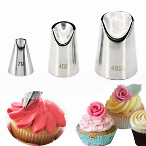 3pcs-Decorating-Ice-Cream-Tool-Rose-Petal-Nozzles-Baking-Mold-Icing-Piping