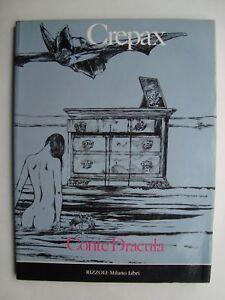 Crepax-CONTE-DRACULA-1-ediz-Milano-Libri-1987