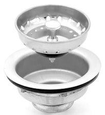 Mobile Home/RV Kitchen Stainless Steel Basket & Strainer