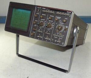 PHILIPS-PM-3215-50-MHz-Oscilloscope