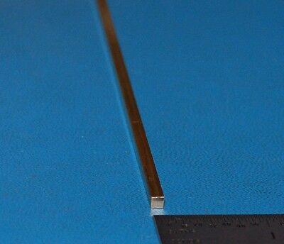 "Copper Rod OHFC Oxygen-Free Dia .250/"" x 6/"" 6.35mm"