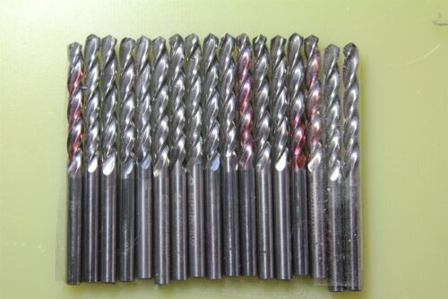 """1//8/"""" CARBIDE DRILL POINTS Lot of 17 1//8/"""" X 2/"""""""