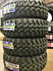 4 New Forceum M T 08 Lt235 75r15 Load C 6 Ply Mt Mud Tires Ebay