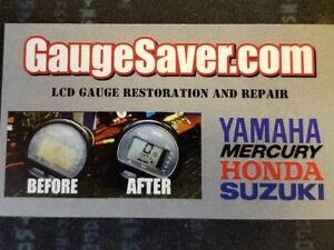Parts & Accessories Rigging Yamaha Multifunction Gauge Restoration Service