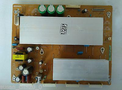 Original Samsung PA60H5000AJ S60FH-YB06 Y Board LJ41-10372A LJ92-02049A