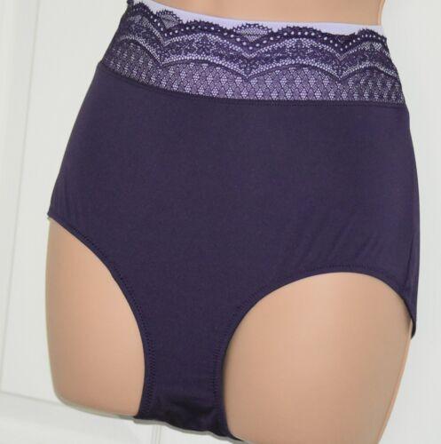Warners NIX C cd fun too WD Soft /'n Silky panties purple BN US 8