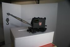 Lionel #6-28422 Pennsylvania ( PRR ) Burro Crane Motorized Unit