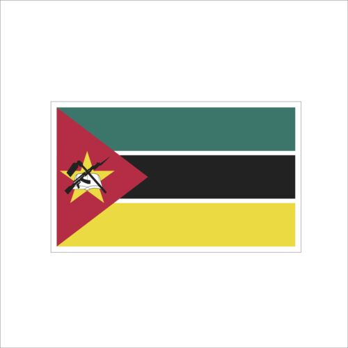 Africa Flag Scrapbooking Country Collection Vinyl Car Bumper Sticker Decal Decor