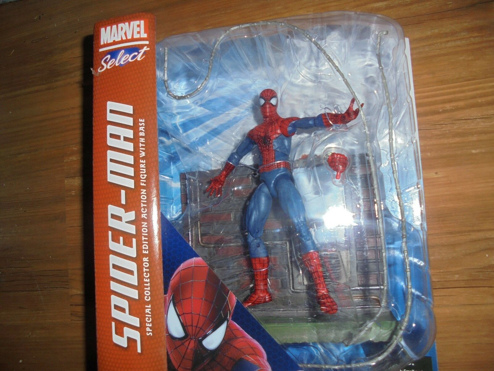 Amazing spider - man 2 special collectors edition actionfigur diamond select2014