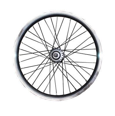 "Bicycle Kids Children Mountain Folding BMX eBike Bike Black Rim 20/"" Inch"