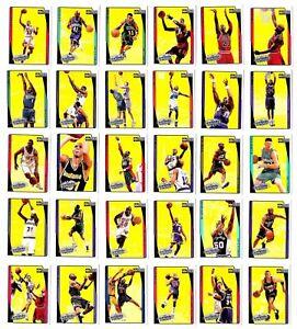 Michael-Jordan-1997-Upper-Deck-Crash-the-Game-Silver-30-Card-Lot-Complete-Set