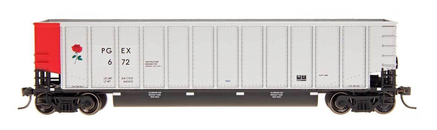 Intermountain SCALA N 6401004 Portle GENERAL Elec 14 PANNELLO coalporter 6Pack
