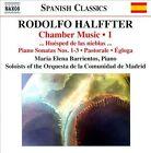 Rodolfo Halffter: Chamber Music, Vol. 1 (CD, Jan-2011, Naxos (Distributor))