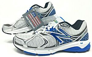 meilleur site web 0f3d5 839d1 Details about NEW BALANCE 940 V2 STABILICORE BLUE BLACK WHITE MEN'S SIZE 7  D (M940WB2) USA