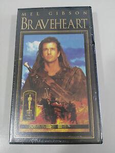 BRAVEHEART-DE-MEL-GIBSON-VHS-FILM-BANDE-COLLECTOR-CASTILLAN-NEW-NEUF