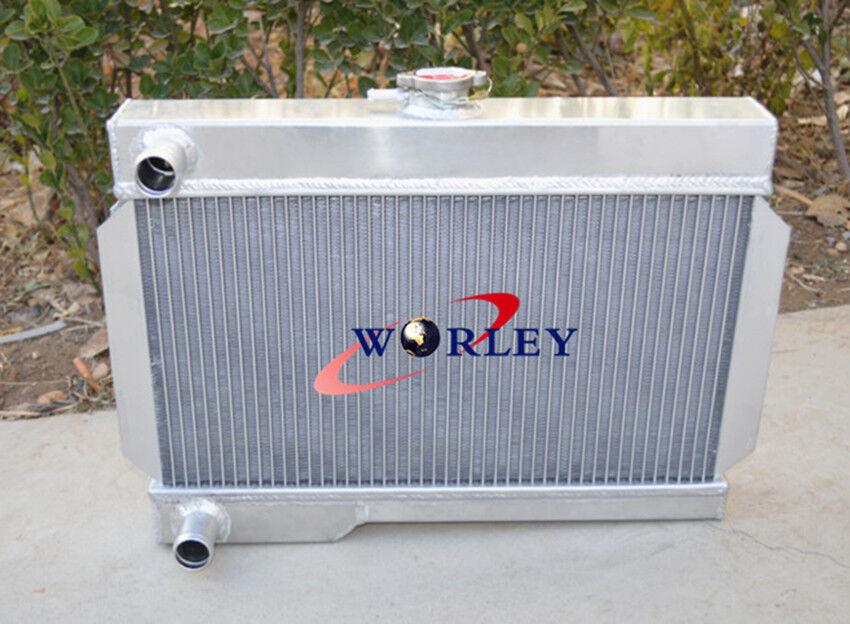 For 56mm 3 ROW aluminum radiator ROVER MG//MGB-GT MT NIB