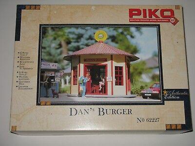 Adattabile Piko G 62227 Dan's Burger Nuovo & Ovp-mostra Il Titolo Originale Garanzia Al 100%