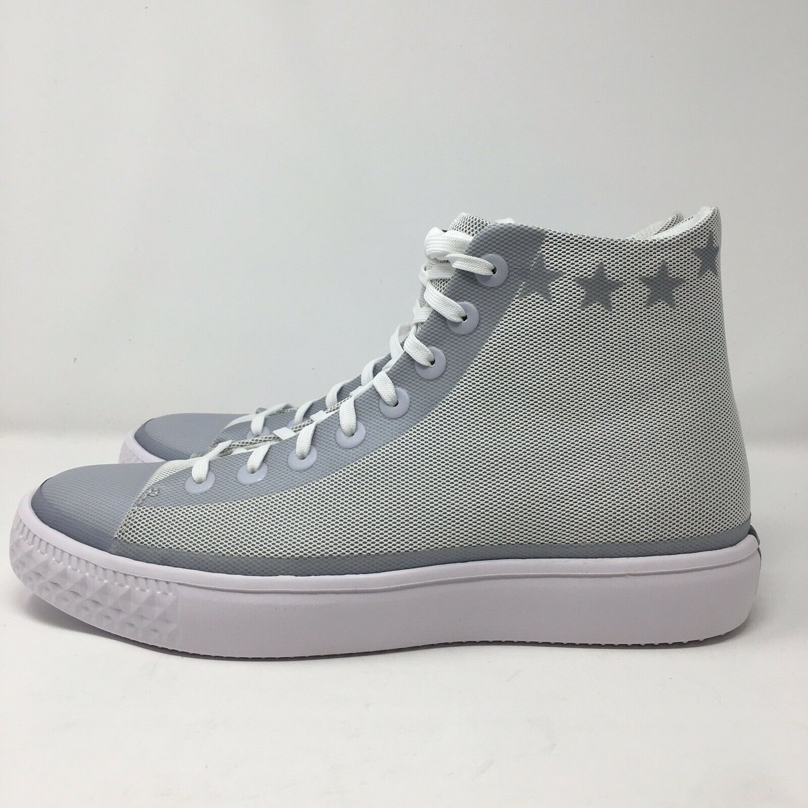 Converse CTAS Modern Hi Chuck Taylor All Star US 10.5 Men's East Vs West bianca