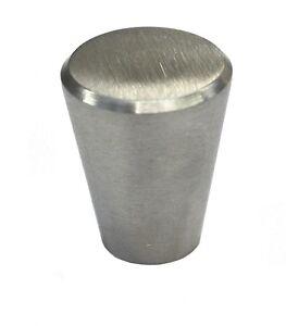Manico pomelli per mobili acciaio inox maniglia mobili attraverso 29 mm ebay - Pomelli cucina acciaio ...