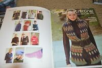 Classic Elite Knitting Pattern Book Glorious Knitting 14 Patterns