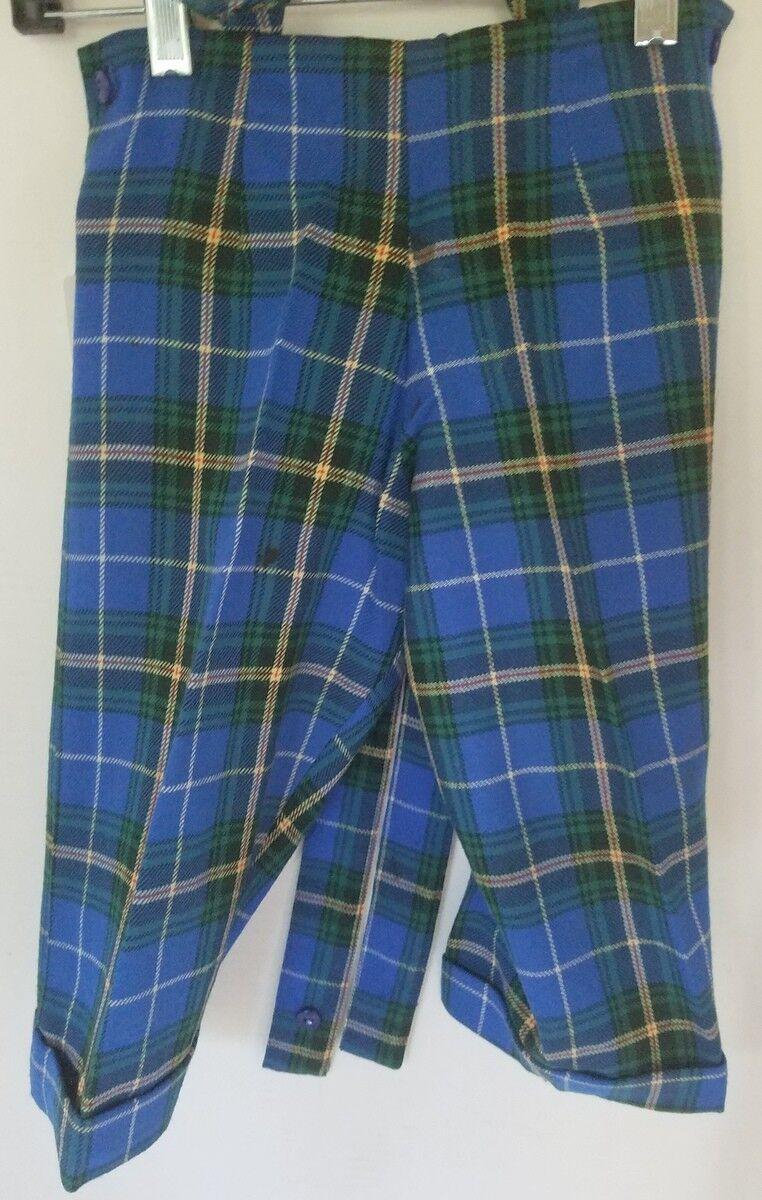 Vintage Boy's Vest and Long Pants Nova Scotia Tar… - image 3