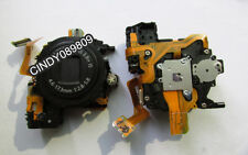 Original Lens Zoom Unit for CANON IXUS860 SD870 IXY910 IS with CCD Black camera