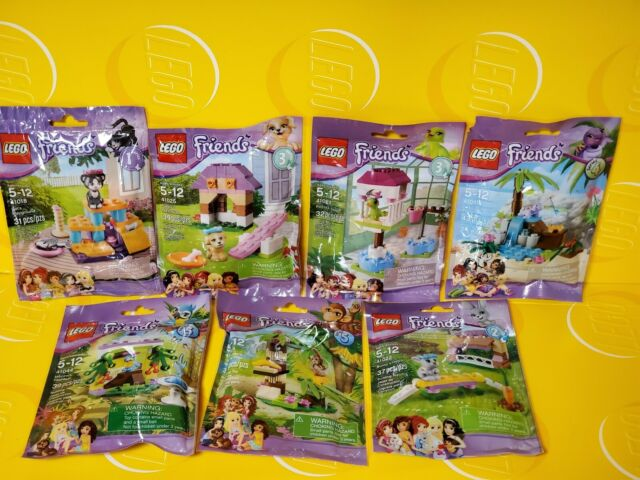 Lego 5x Animals NEW!!!