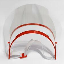 Anti-Fog-Vollgesichtsschutz für den Außenbereich Staubdichte Zahnschutzfoli