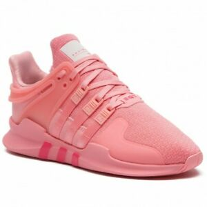 low priced a91a3 3f5c8 Details about B37541 Women's ADIDAS EQT SUPPORT ADV W Shoe!! PINK/WHITE